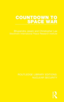 Countdown to Space War, Hardback Book