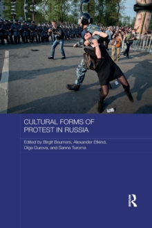 Cultural Forms of Protest in Russia, Paperback / softback Book