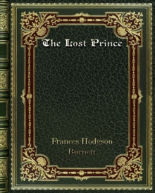The Lost Prince, Paperback / softback Book