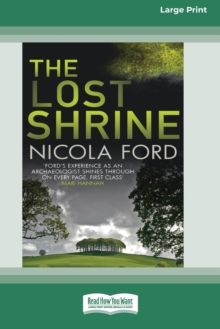 The Lost Shrine (16pt Large Print Edition), Paperback / softback Book