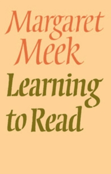 Learning To Read, Paperback / softback Book