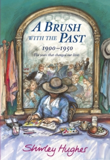 A Brush With The Past, Hardback Book