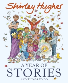 A Year of Stories: and Things to Do, Hardback Book