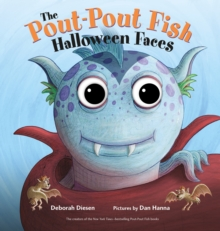 The Pout-Pout Fish Halloween Faces, Board book Book