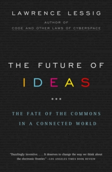 The Future Of Ideas, Paperback / softback Book