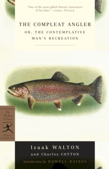 The Compleat Angler, Paperback / softback Book