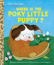 Where is the Poky Little Puppy?, Hardback Book