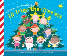 10 Trim-The-Tree'ers, Board book Book