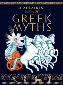 Ingri and Edgar Parin D'Aulaire's Book of Greek Myths, Hardback Book