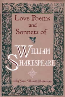 Love Poems & Sonnets of William Shakespeare, Hardback Book