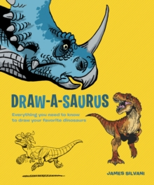 Draw-A-Saurus, Paperback / softback Book
