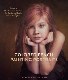 Colored Pencil Painting Portraits, Paperback / softback Book