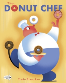 The Donut Chef, Paperback / softback Book