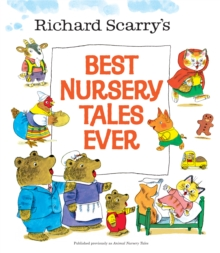 Best Nursery Tales Ever, Hardback Book