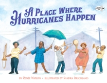 A Place Where Hurricanes Happen, A, Paperback / softback Book