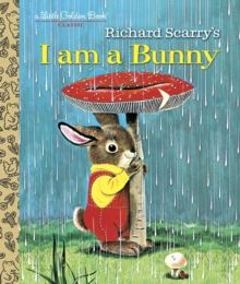 I am a Bunny, Hardback Book
