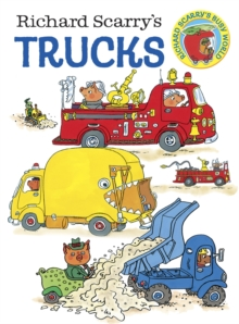 Richard Scarry's Trucks, Board book Book