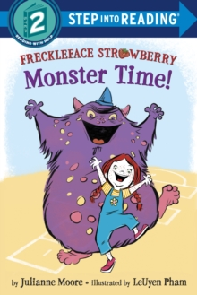 Freckleface Strawberry : Monster Time!, Paperback / softback Book