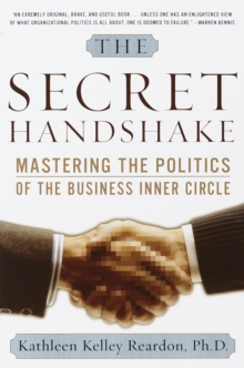 The Secret Handshake, Paperback / softback Book