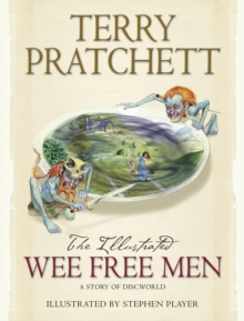 The Illustrated Wee Free Men, Hardback Book