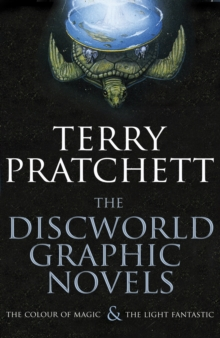 Discworld Graphic Novels : The Colour of Magic and The LightFantastic, The, Hardback Book