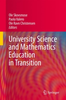 University Science and Mathematics Education in Transition, Hardback Book