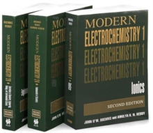 Modern Electrochemistry 1, 2A, and 2B., Book Book