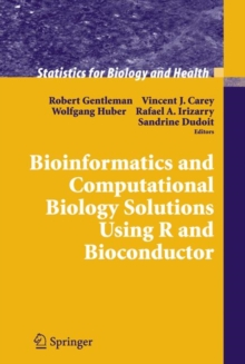 Bioinformatics and Computational Biology Solutions Using R and Bioconductor, Hardback Book