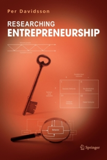 Researching Entrepreneurship, Paperback / softback Book