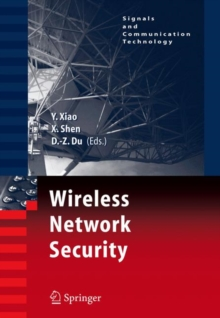 Wireless Network Security, Hardback Book