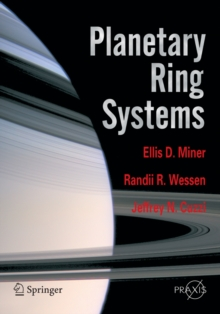 Planetary Ring Systems, Paperback / softback Book