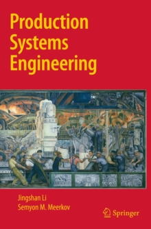 Production Systems Engineering, Hardback Book