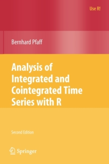 Analysis of Integrated and Cointegrated Time Series with R, Paperback / softback Book