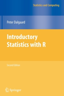 Introductory Statistics with R, Paperback Book