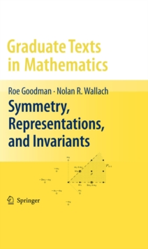 Symmetry, Representations, and Invariants, PDF eBook