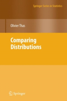 Comparing Distributions, Hardback Book