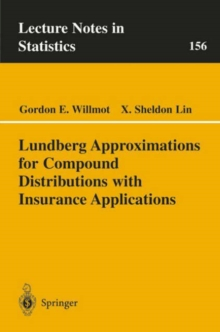 Lundberg Approximations for Compound Distributions with Insurance Applications, Paperback / softback Book