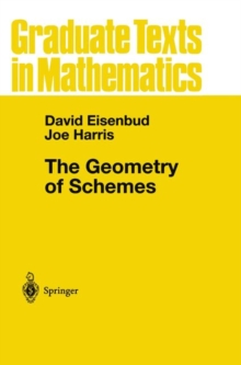 The Geometry of Schemes, Paperback Book