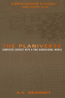The Planiverse : Computer Contact with a Two-Dimensional World, Paperback / softback Book