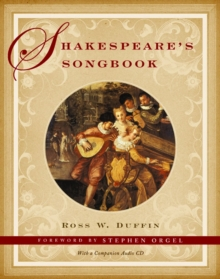 Shakespeare's Songbook, Hardback Book