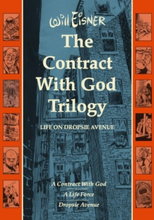 The Contract with God Trilogy : Life on Dropsie Avenue, Hardback Book