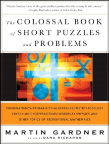 The Colossal Book of Short Puzzles and Problems, Hardback Book