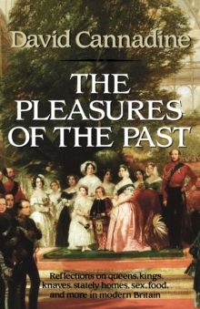 The Pleasures of the Past, Paperback Book