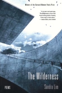 The Wilderness : Poems, Paperback / softback Book