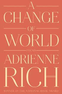 A Change of World : Poems, Paperback / softback Book