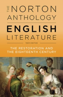 The Norton Anthology of English Literature, Paperback / softback Book
