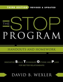 The STOP Program : Handouts and Homework, Wallet or folder Book