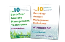 The 10 Best-Ever Anxiety Management Techniques, 2nd Edition Two-Book Set, Paperback Book