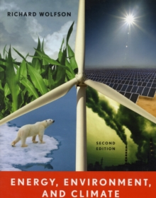 Energy, Environment, and Climate, Paperback / softback Book