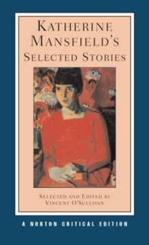 Katherine Mansfield's Selected Stories, Paperback / softback Book